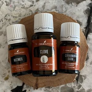 Young Living Fall Diffuser Oils